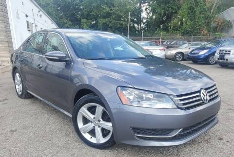 2012 Volkswagen Passat for sale at Nile Auto in Columbus OH