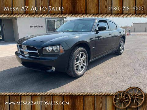 2008 Dodge Charger for sale at Mesa AZ Auto Sales in Apache Junction AZ