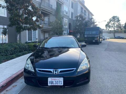 2006 Honda Accord for sale at Carpower Trading Inc. in Anaheim CA