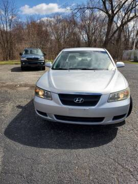 2008 Hyundai Sonata for sale at Discount Auto World in Morris IL