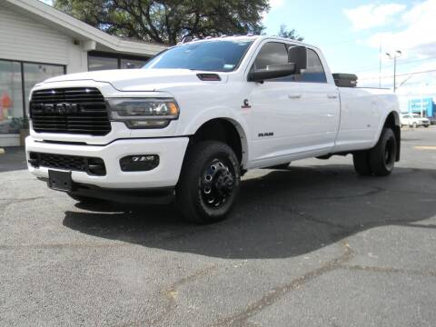 2021 RAM Ram Pickup 3500 for sale at MARK HOLCOMB  GROUP PRE-OWNED in Waco TX