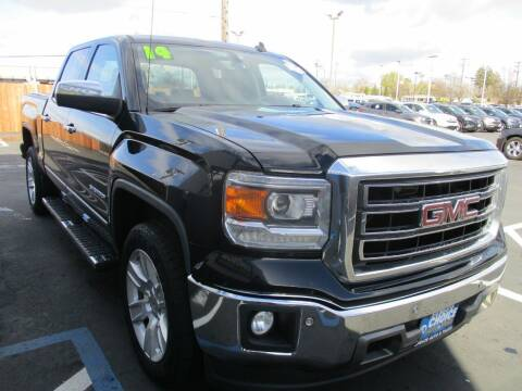 2014 GMC Sierra 1500 for sale at Choice Auto & Truck in Sacramento CA