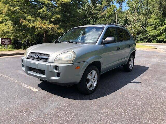 2007 Hyundai Tucson for sale at Lowcountry Auto Sales in Charleston SC