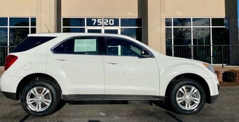 2010 Chevrolet Equinox for sale at Autoxport in Newport News VA