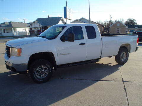 2008 GMC Sierra 2500HD for sale at World of Wheels Autoplex in Hays KS