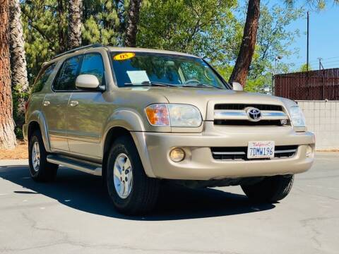 2005 Toyota Sequoia for sale at Right Cars Auto Sales in Sacramento CA