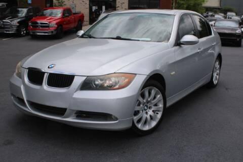2006 BMW 3 Series for sale at Atlanta Unique Auto Sales in Norcross GA