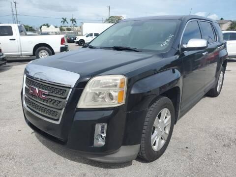 2013 GMC Terrain for sale at VC Auto Sales in Miami FL
