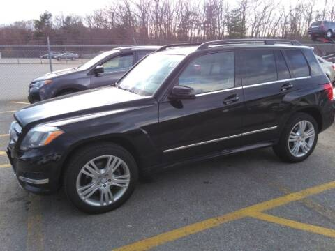 2015 Mercedes-Benz GLK for sale at Clinton MotorCars in Shrewsbury MA