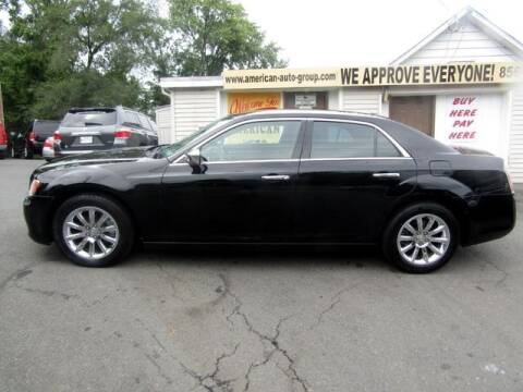 2012 Chrysler 300 for sale at American Auto Group Now in Maple Shade NJ