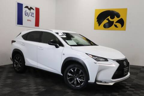 2017 Lexus NX 200t for sale at Carousel Auto Group in Iowa City IA