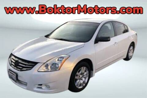 2012 Nissan Altima for sale at Boktor Motors in North Hollywood CA