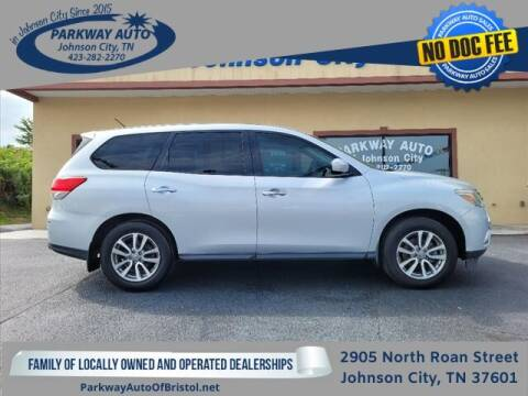2013 Nissan Pathfinder for sale at PARKWAY AUTO SALES OF BRISTOL - PARKWAY AUTO JOHNSON CITY in Johnson City TN