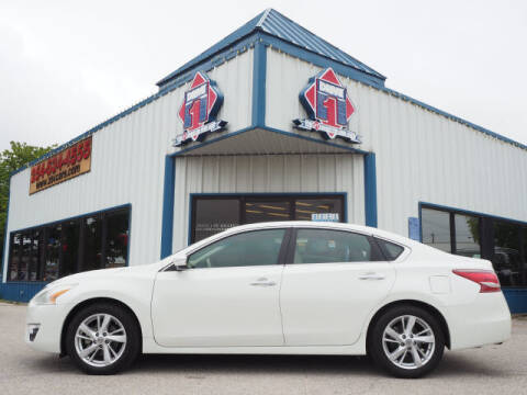 2013 Nissan Altima for sale at DRIVE 1 OF KILLEEN in Killeen TX