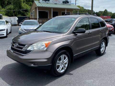 2010 Honda CR-V for sale at Luxury Auto Innovations in Flowery Branch GA