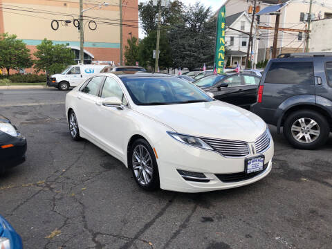 2013 Lincoln MKZ for sale at 103 Auto Sales in Bloomfield NJ