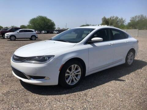 2016 Chrysler 200 for sale at Curry's Cars Powered by Autohouse - AUTO HOUSE PHOENIX in Peoria AZ