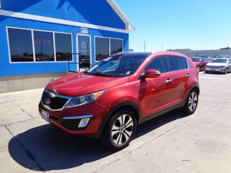 2011 Kia Sportage for sale at America Auto Inc in South Sioux City NE