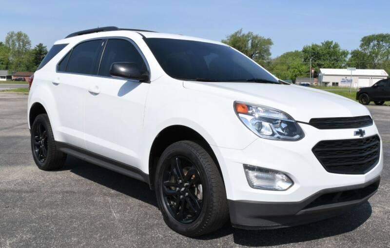 2017 Chevrolet Equinox for sale at Heritage Automotive Sales in Columbus in Columbus IN