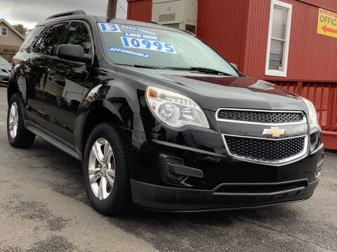 2013 Chevrolet Equinox for sale at Active Auto Sales in Hatboro PA
