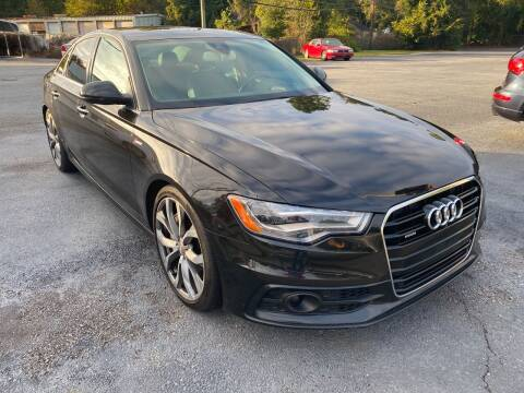 2015 Audi A6 for sale at GOLD COAST IMPORT OUTLET in St Simons GA