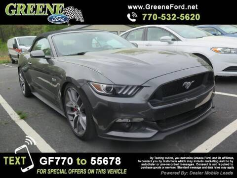 2017 Ford Mustang for sale at Nerd Motive, Inc. - NMI in Atlanta GA