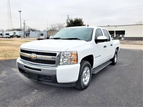 2009 Chevrolet Silverado 1500 for sale at Image Auto Sales in Dallas TX