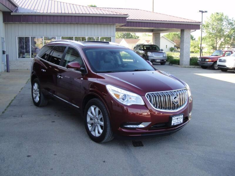 2017 Buick Enclave for sale at Turn Key Auto in Oshkosh WI