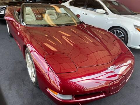 2003 Chevrolet Corvette for sale at John Warne Motors in Canonsburg PA