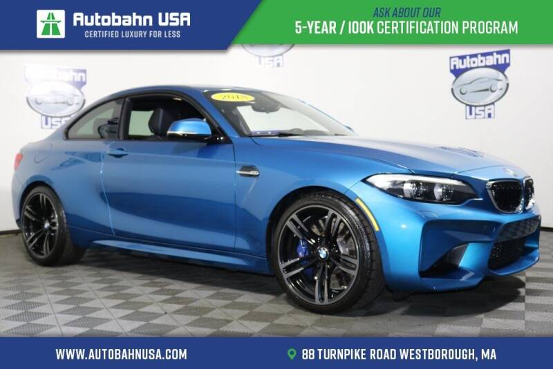 2018 BMW M2 for sale in Westborough, MA