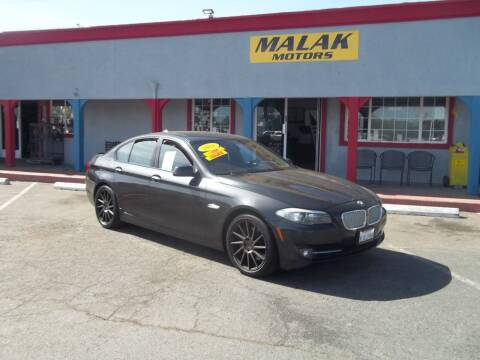 2011 BMW 5 Series for sale at Atayas Motors INC #1 in Sacramento CA