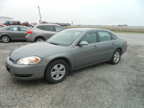 2007 Chevrolet Impala for sale at Pro Auto Sales in Flanagan IL