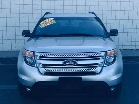 2012 Ford Explorer for sale at Top Gear Cars LLC in Lynn MA