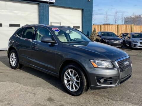 2012 Audi Q5 for sale at Saugus Auto Mall in Saugus MA