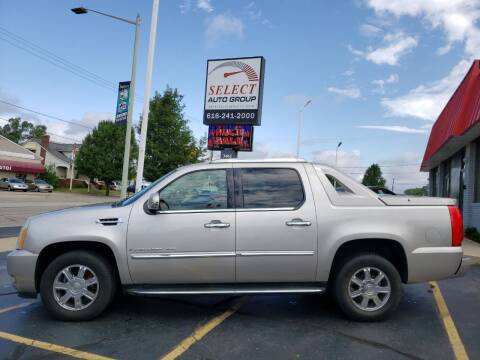 2007 Cadillac Escalade EXT for sale at Select Auto Group in Wyoming MI