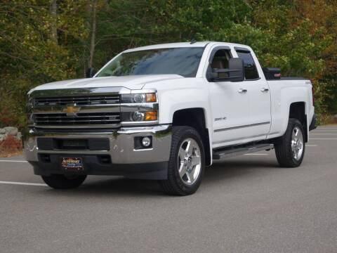 2015 Chevrolet Silverado 2500HD for sale at Auto Mart in Derry NH