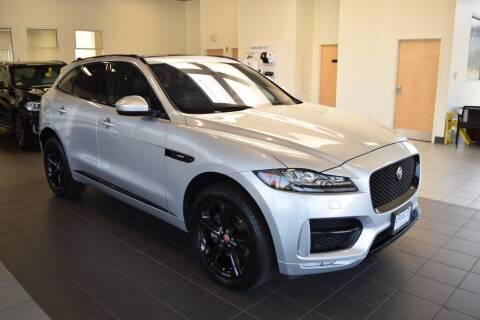 2017 Jaguar F-PACE for sale at BMW OF NEWPORT in Middletown RI