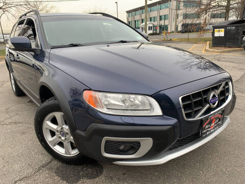 2011 Volvo XC70 for sale at JerseyMotorsInc.com in Teterboro NJ