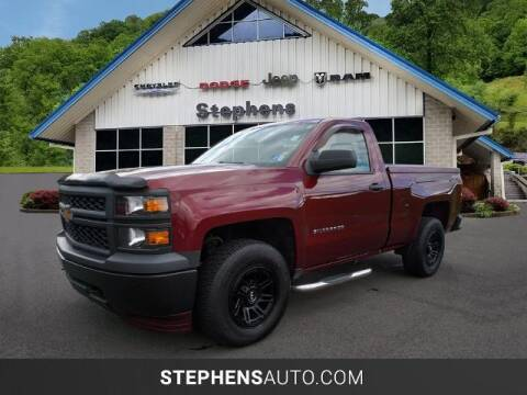 2014 Chevrolet Silverado 1500 for sale at Stephens Auto Center of Beckley in Beckley WV