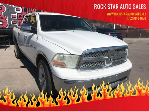 2012 RAM Ram Pickup 1500 for sale at Rock Star Auto Sales in Las Vegas NV