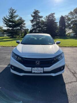 2019 Honda Civic for sale at KNS Autosales Inc in Bethlehem PA