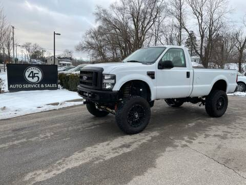2008 Ford F-250 Super Duty for sale at Station 45 Auto Sales Inc in Allendale MI