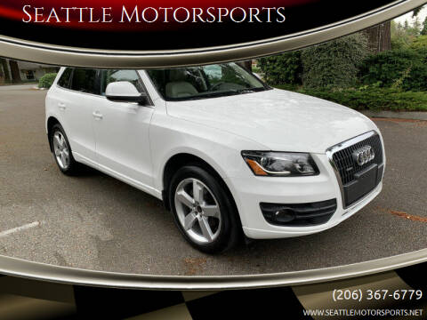 2012 Audi Q5 for sale at Seattle Motorsports in Shoreline WA