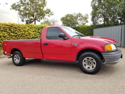 2004 Ford F-150 Heritage for sale at San Diego Auto Solutions in Escondido CA
