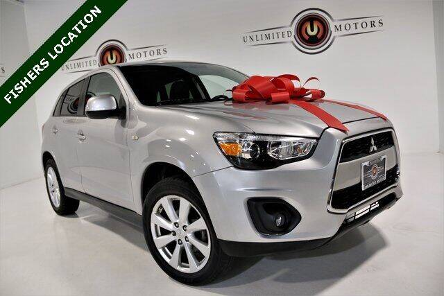 2015 Mitsubishi Outlander Sport for sale in Fishers, IN
