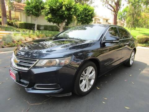 2014 Chevrolet Impala for sale at E MOTORCARS in Fullerton CA