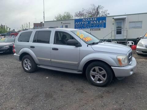 2006 Dodge Durango for sale at Noah Auto Sales in Philadelphia PA