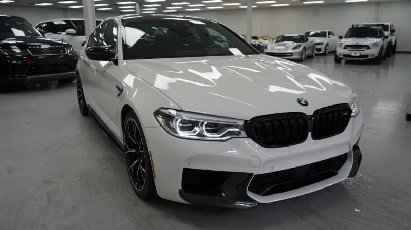 2019 BMW M5 for sale at SZ Motorcars in Woodbury NY