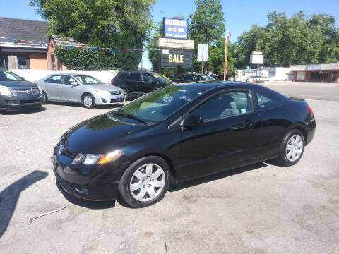 2008 Honda Civic for sale at Right Choice Auto in Boise ID