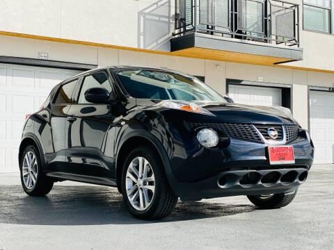 2014 Nissan JUKE for sale at Avanesyan Motors in Orem UT